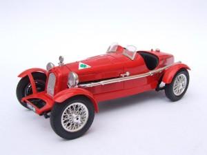 Alfa Romeo 8C 2300 MONZA 1931 na Svetauticek.cz